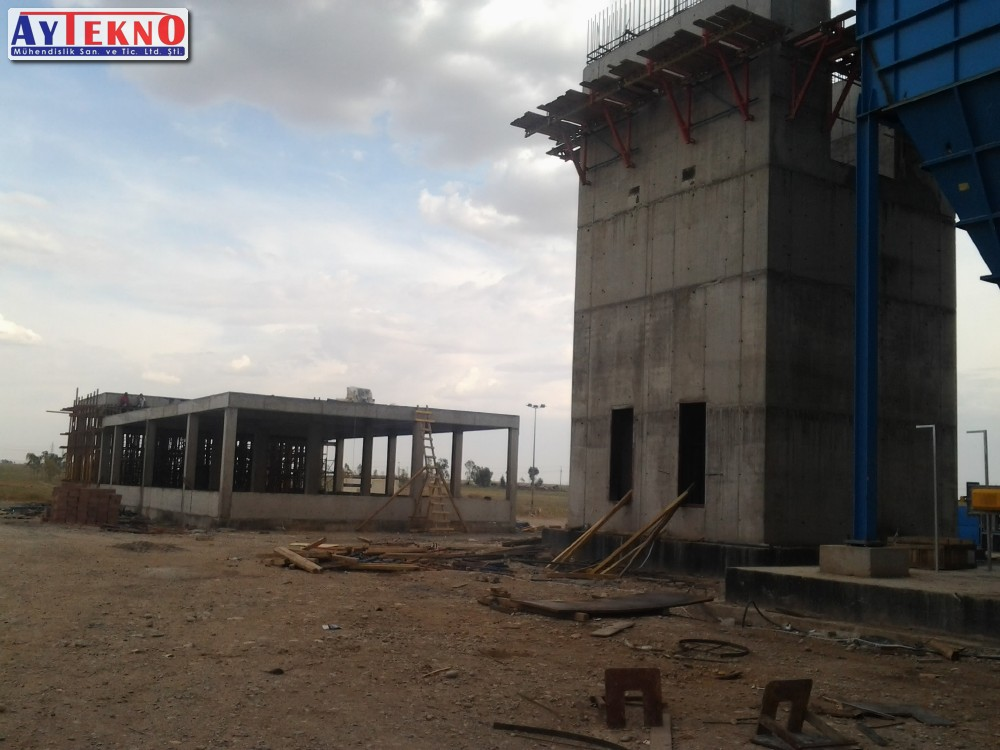 ÇELİKHANE DUST COLLECTION OF ELECTRICAL INSTALLATION