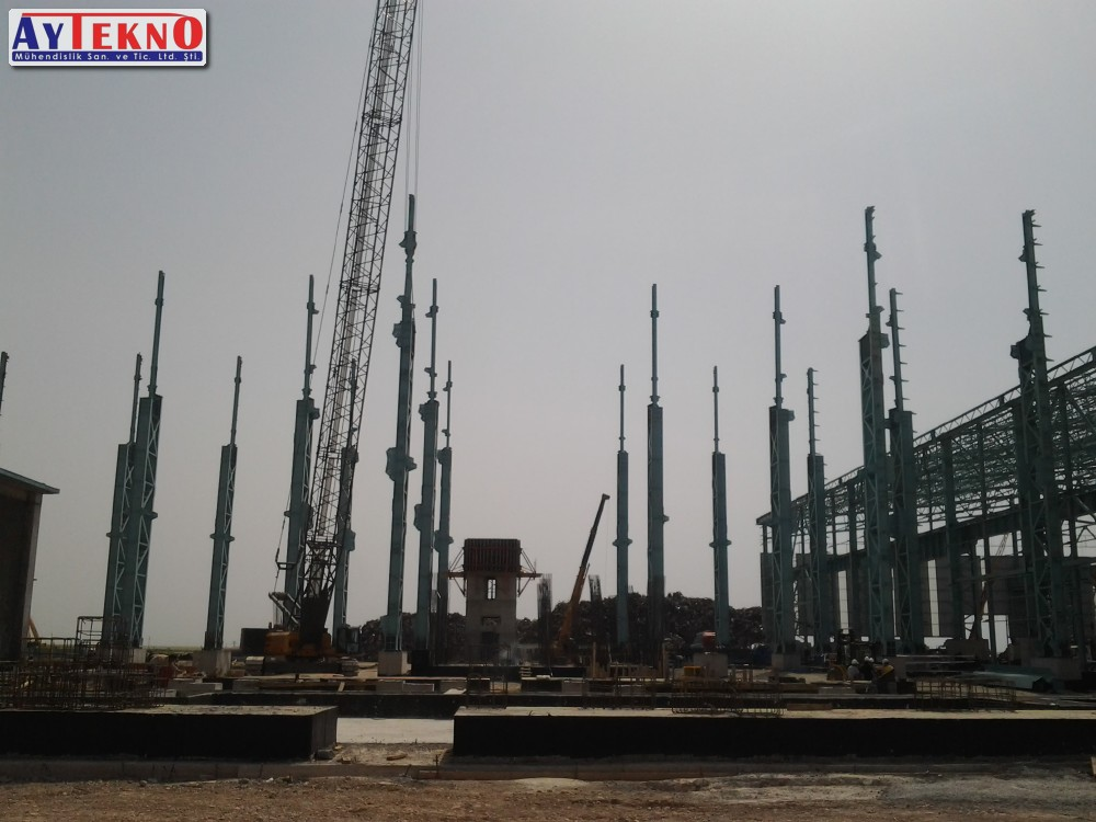 MECHANICAL ASSEMBLY STEEL MILL