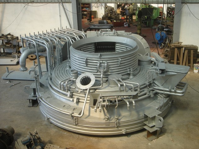 electric arc furnace specification