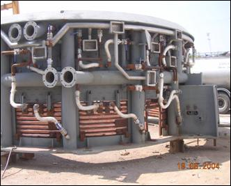electric arc furnaces