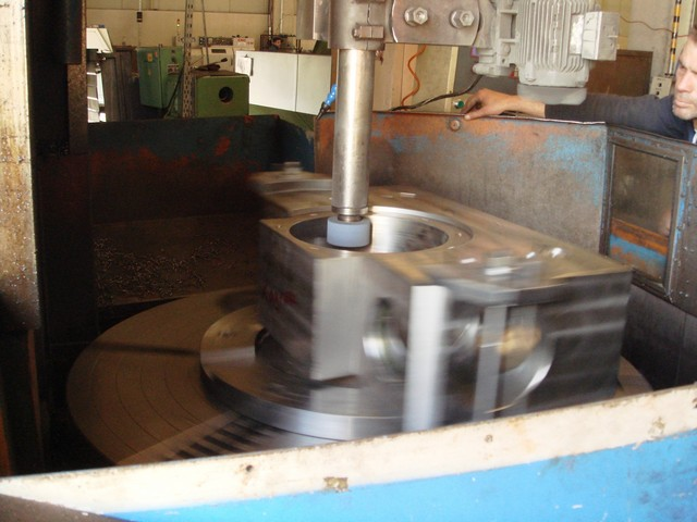 machinery manufacturing