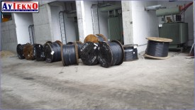 kırıkkale iron-steel rolling mill assembly