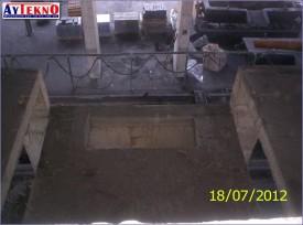 leadle furnace construction