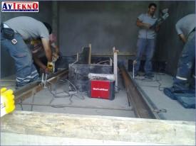 FTP transformer rail