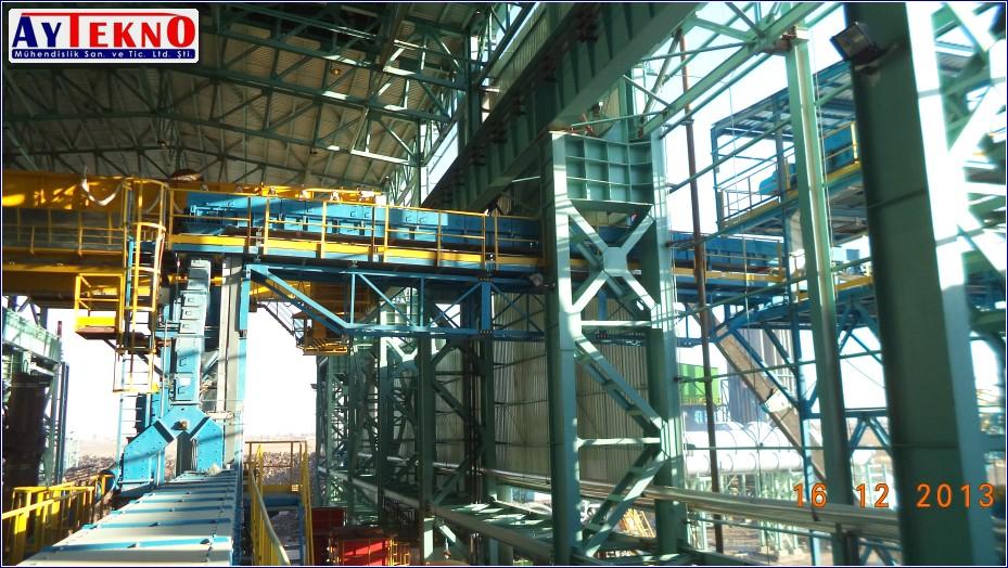 MHS-meterial handling system