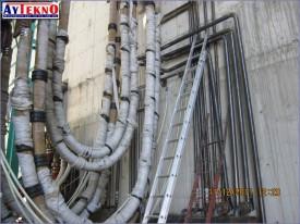 arc furnace assembly