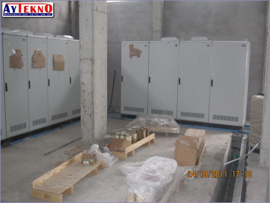 fume treatment plant manufacturing
