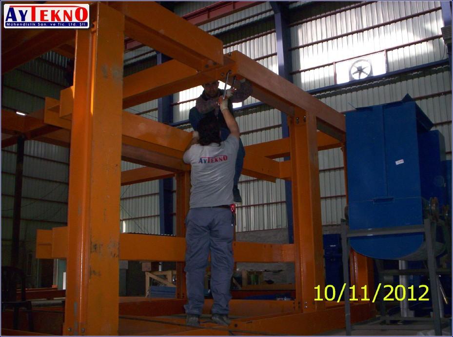 ccm mechanic assembly