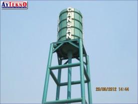 meltshop water treatment plant