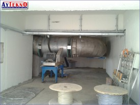 ccm exhaust fan motor