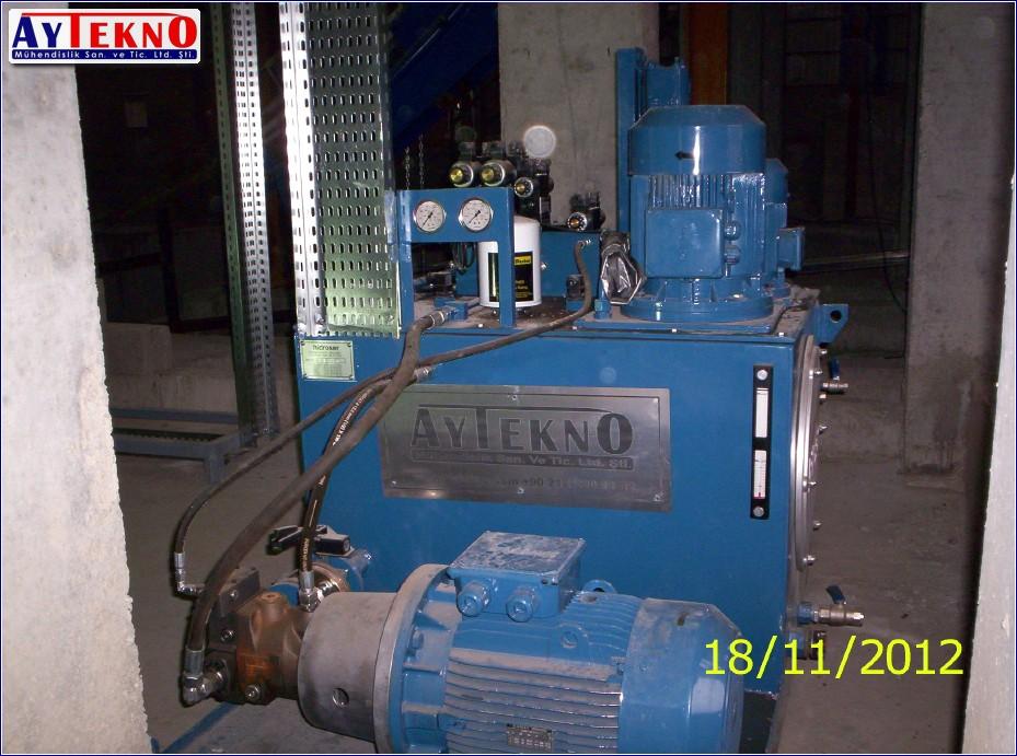 ccm hydrolic unit