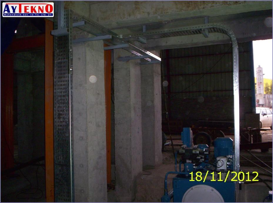 ccm hydrolic project