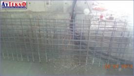 leadle furnace grounding