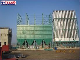 fume treatment plant contruction