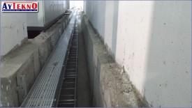 kırıkkale iron-steel rolling mill electrical assembly