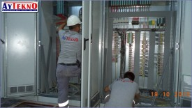 electrical arc furnace