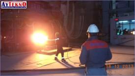 arc furnace automation