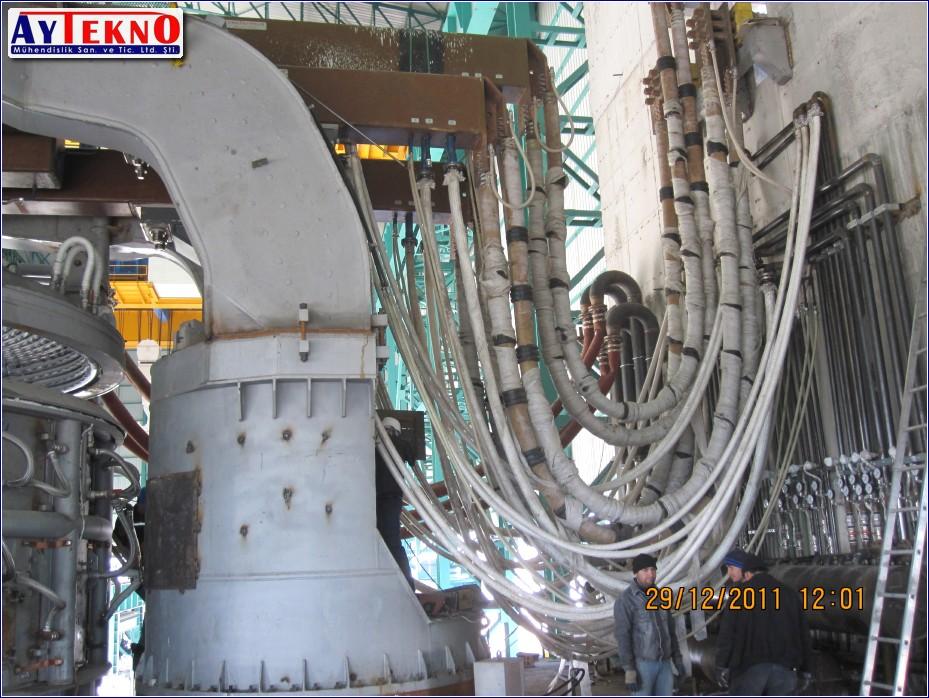 arc furnace system