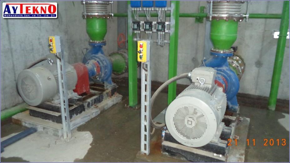 arc furnace pomp