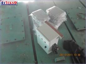 fume treatment plant unit turkey