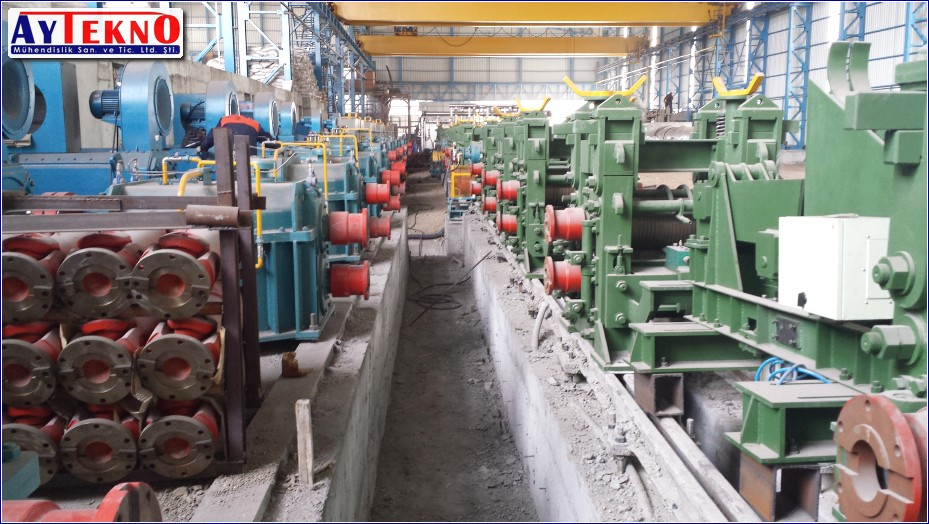 rolling mill sales