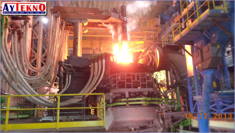 arc furnace manufacturing