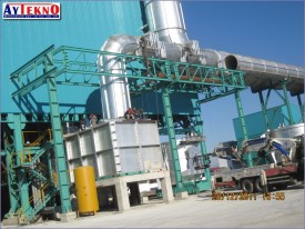 fume treatment plant transformer