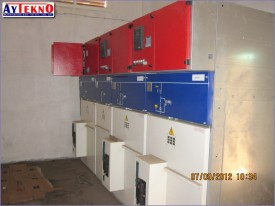 FTP medium voltage system