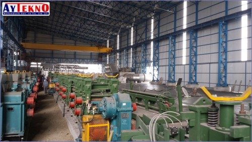 second hand rolling mill aytekno engineering