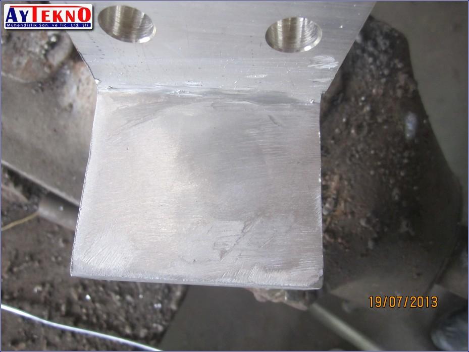 svc aluminum cable head connection