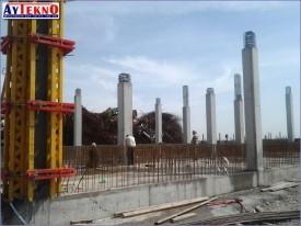 fume treatment plant