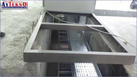 kırıkkale iron-steel rolling mill mechanical assembly