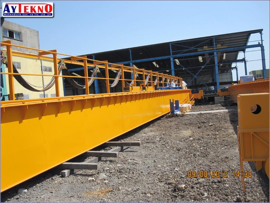rolling mill crane