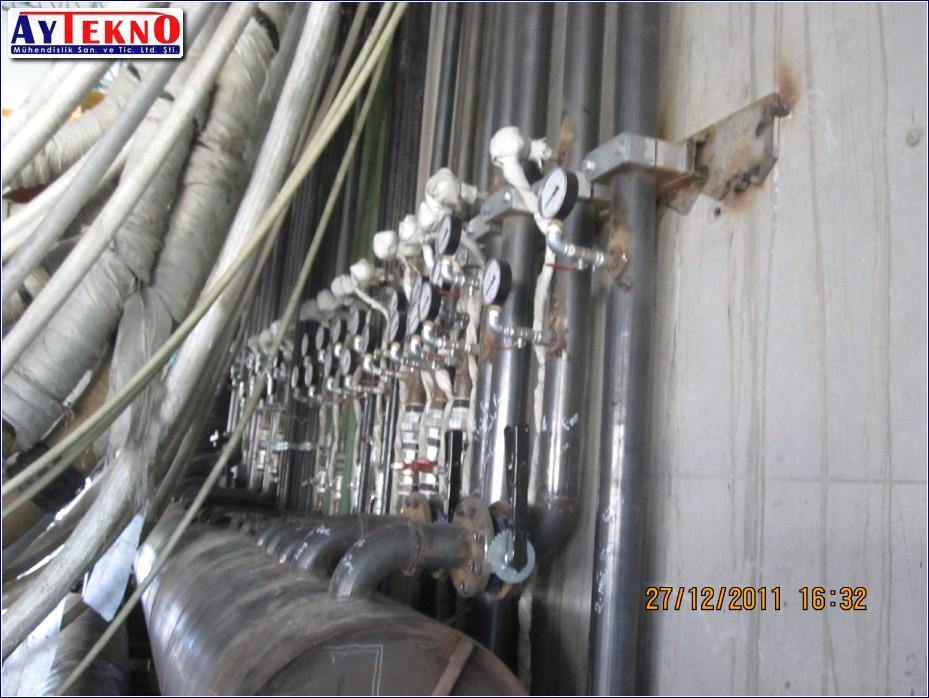 EAF instrument