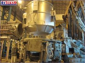 EAF mechanic assembly
