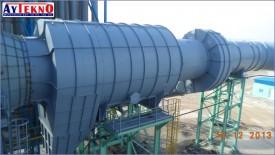 FTP fume treatment plant