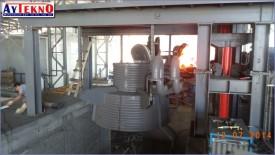 leadle furnace cover