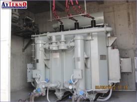 leadle furnace transformer cable