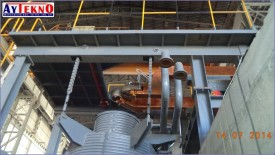 leadle furnace clamp