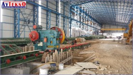 kırıkkale iron and steel rolling mill electrical assembly