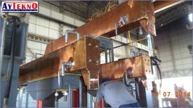 leadle furnace copper conductor