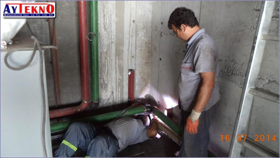 LF leadle furnace
