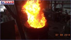 leadle furnace fire