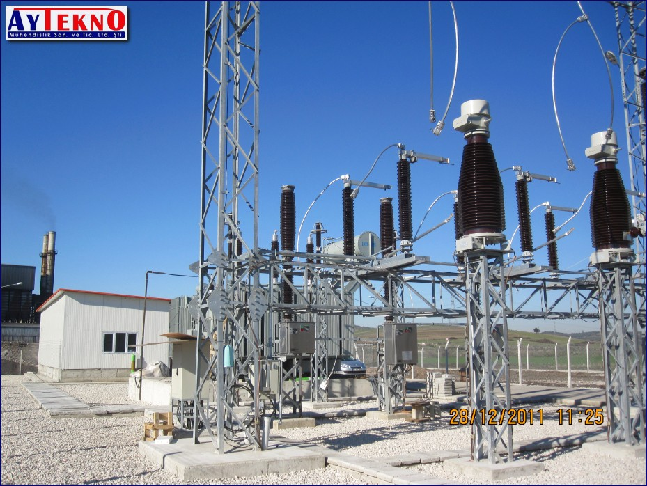 SUBSTATION transformer center