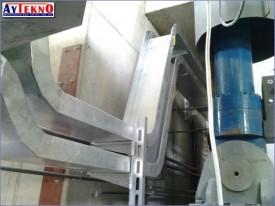 arc furnace cable conduit