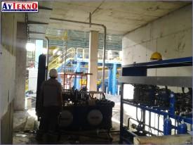 ccm hydrolic system