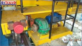 crane mechanical assembly
