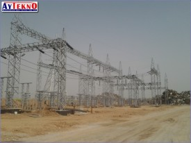 Substation ELECTRICAL INSTALLATION