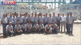 meltshop assembly team